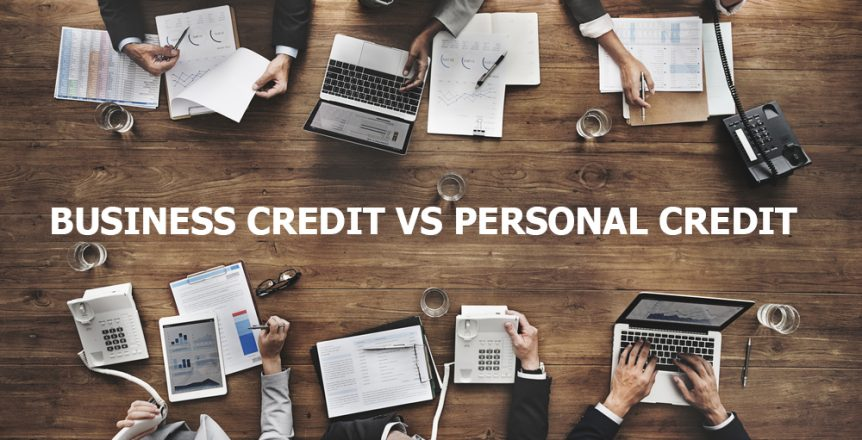 Business Credit Vs Personal Credit